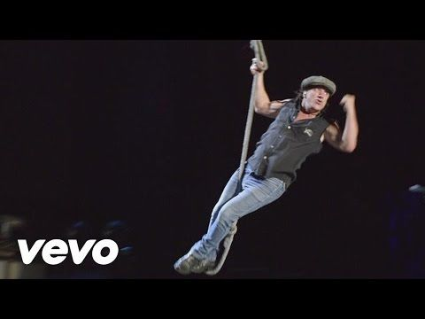Music video by AC/DC performing Thunderstruck. (C) 1991 J. Albert & Son (Pty.) Ltd.