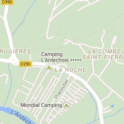 Camping Nature Parc L'Ardéchois - 5 étoiles - Vallon Pont d'Arc, Ardèche Sud, France