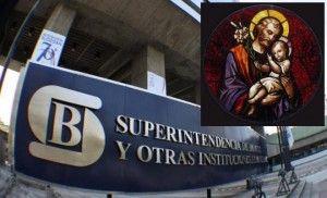 Mañana será feriado bancario por celebrarse el Día de San José