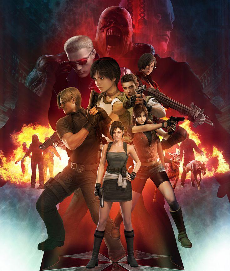 Capcom疑似暗示 惡靈古堡3 重製版 製作中 資訊 Steamxo Resident Evil Game Resident Evil Resident Evil 3 Remake