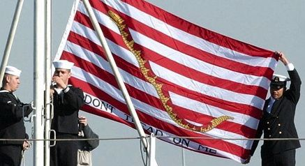 Navy SEALS ordered to remove 'Don't Tread On Me' symbol from uniforms