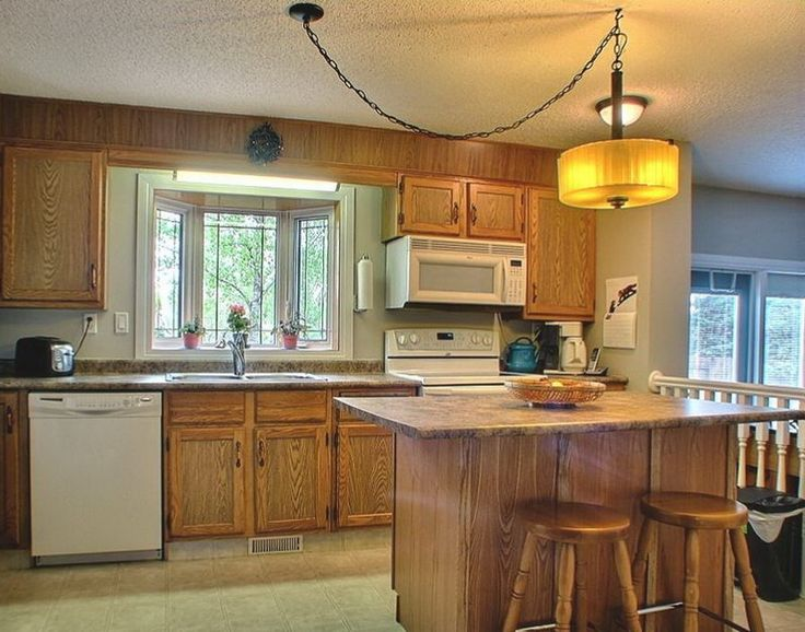 36 best kitchen window images on pinterest kitchen for Kitchen bay window decorating ideas