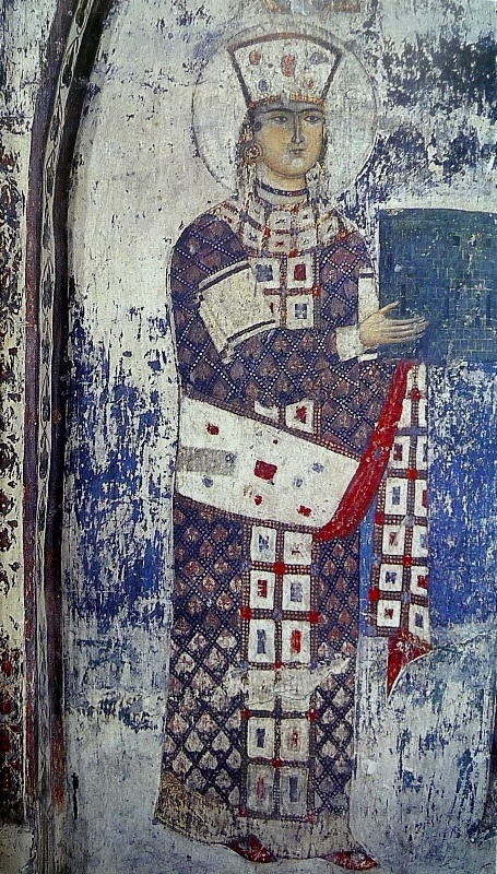 Tamar the Great (1160 – 1213), Holy Righteous Queen of Georgia, King of Kings of all the East