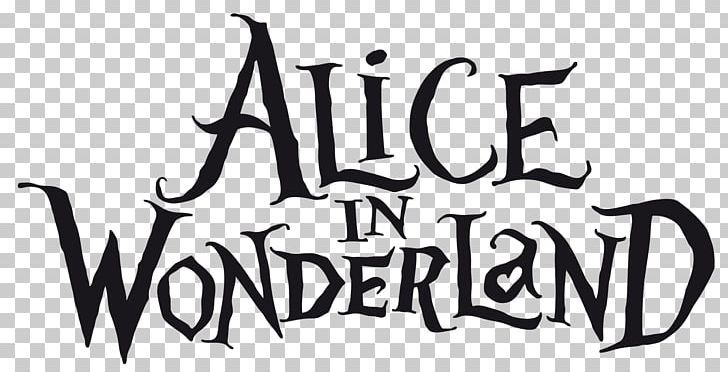 Alice In Wonderland Logo Png Clipart Alice In Wonderland At The Movies Cartoons Free Png Download Alice In Wonderland Wonderland Alice
