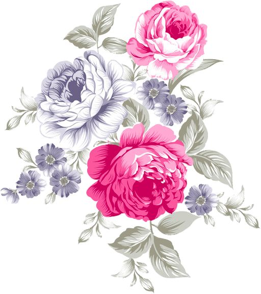 flower prints (цветочный принт)