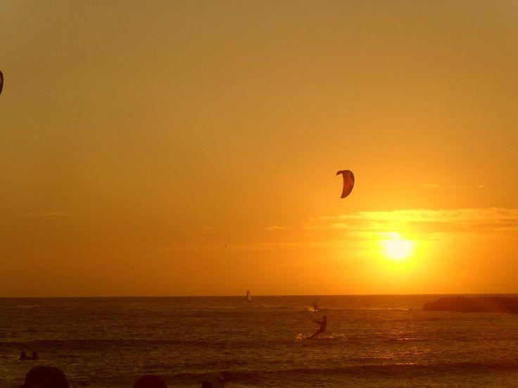 Kite Surf, Cartagena de Indias