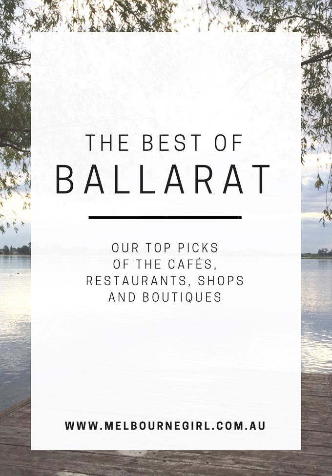 The Best of Ballarat