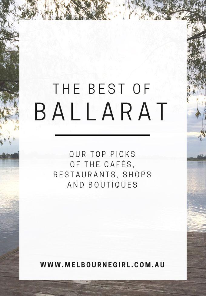 The best of Ballarat