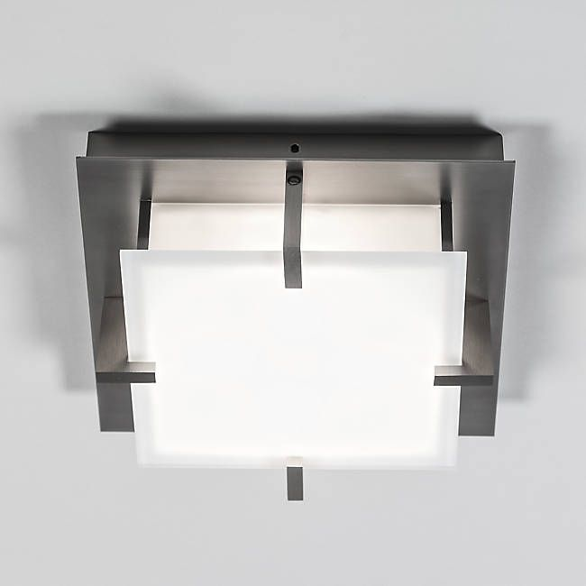 Elf square ceiling wall light powder room lightingthe elfwall lightsflush ceiling lightsceiling fixturesceiling