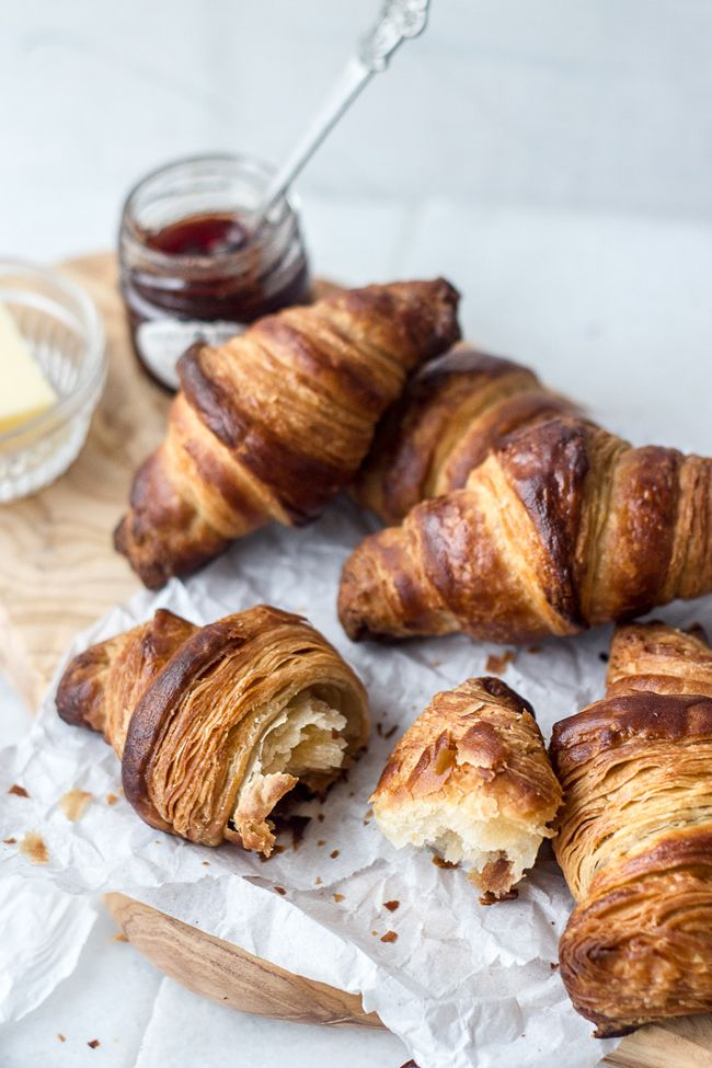 Pinterest's Katheen Chen is learning how to make croissants from scratch this year.