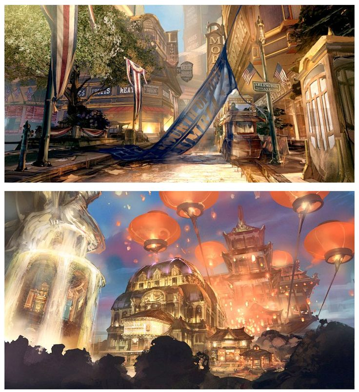 Bioshock-Infinite-ConceptArts-BenLo-2