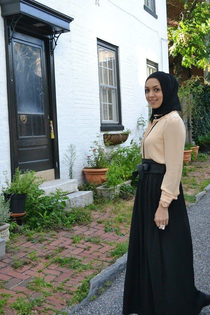 hijabi hijab fashion Hani Hulu