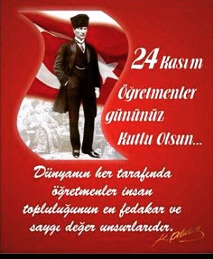 24 Kasım Öğretmenler Günümüz Kutlu Olsun  #24kasımöğretmenlergünümüzkutluolsun #öğretmenlergünü #öğrenci #okul