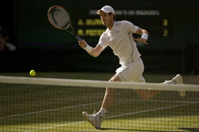 Andy Murray vs. John Millman 2016 Wimbledon Pick, Odds, Prediction