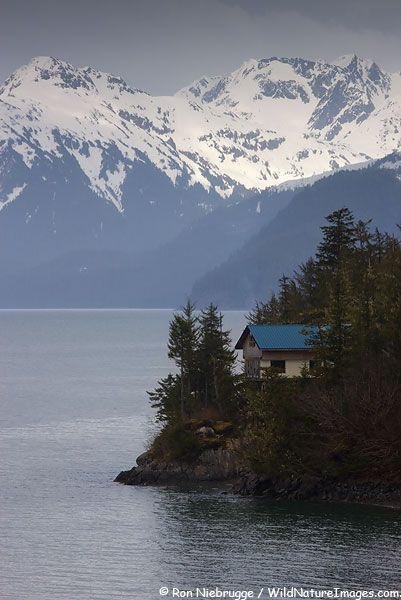 Prince William Sound, Cordova, Alaska