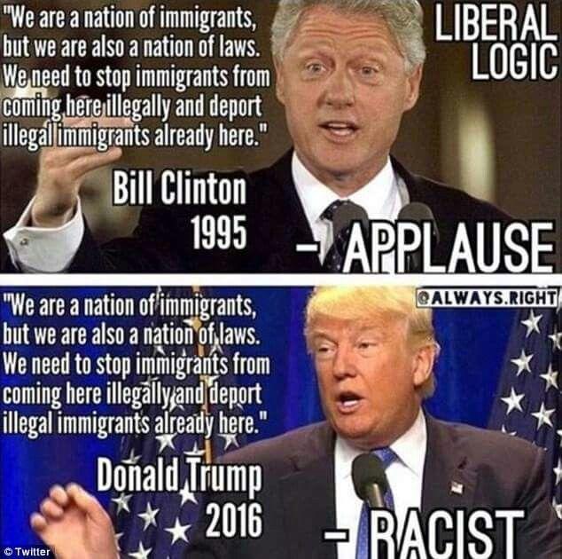 Liberal Logic. well if you can call it logic.