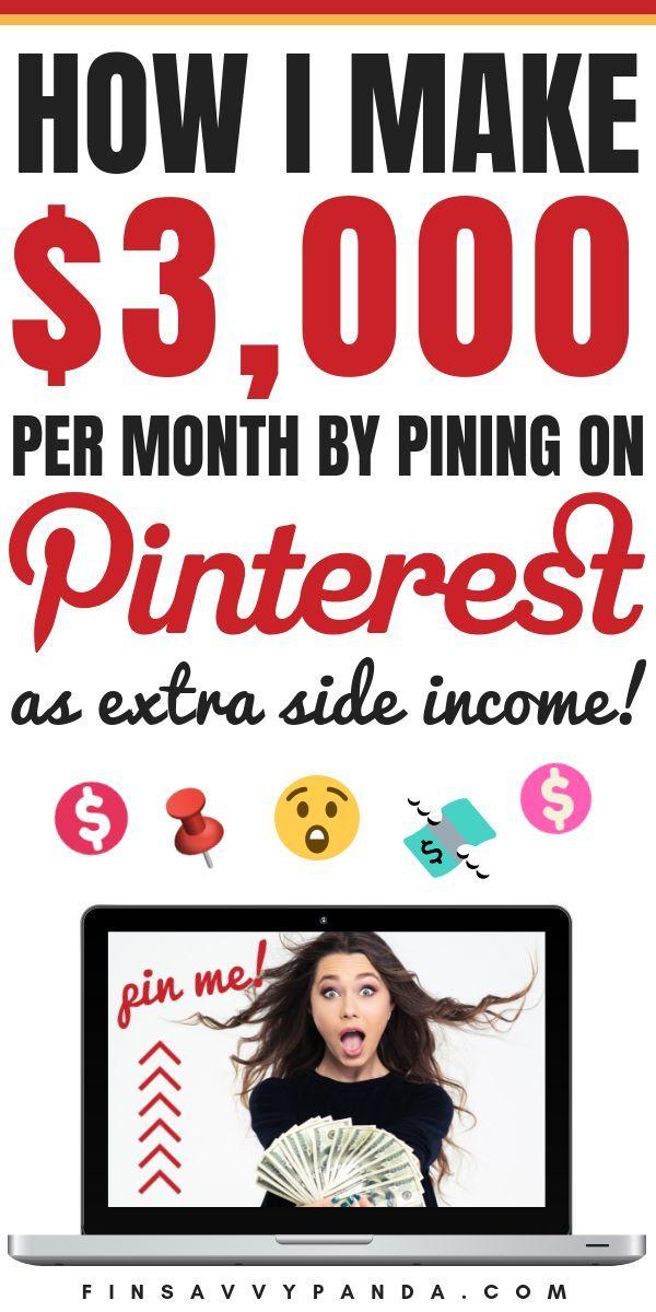 Wie man auf Pinterest für Anfänger Geld verdienen kann