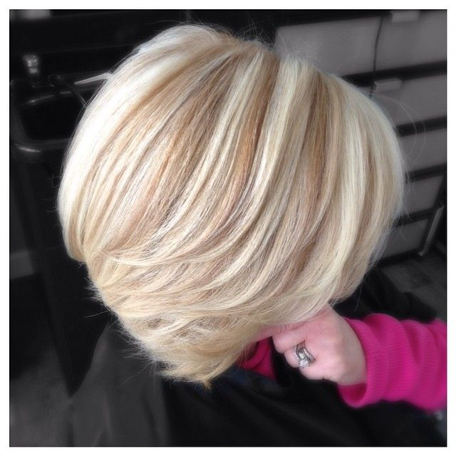 Multidimensional Blonde Highlights Color Amp Lowlights
