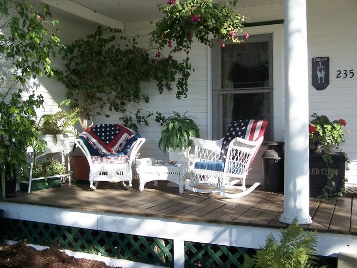 22 Best Deep Front Porches Images On Pinterest Outdoor