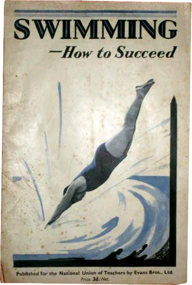 59 best vintage books images on pinterest antique books vintage swimming how to succeed by sid g hedges 1950 fandeluxe Images