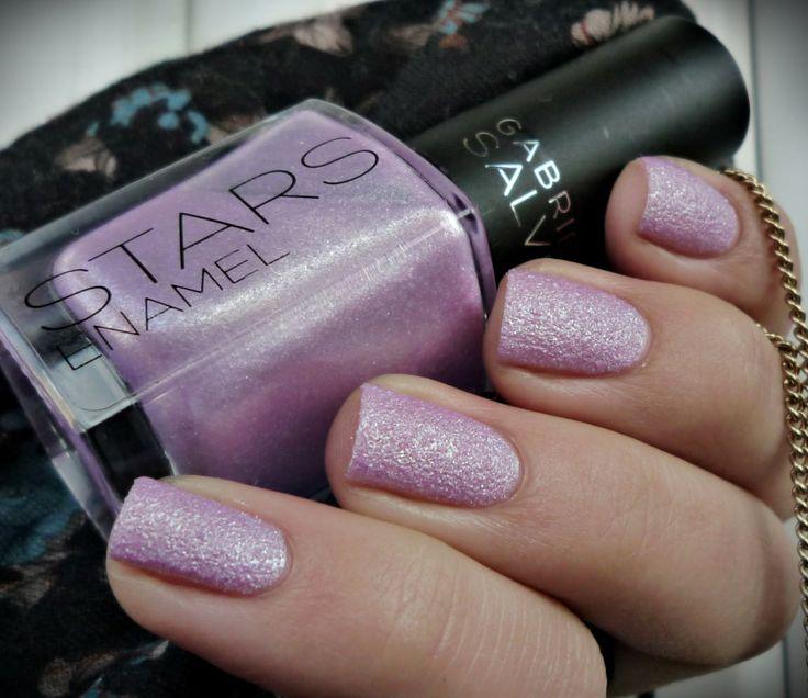 Malý koutek krásy: Gabriella Salvete STARS Enamel -  Lavender Love