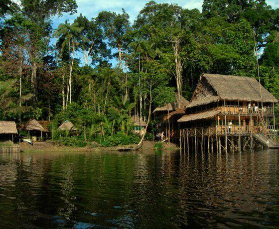 Paisajes del Amazonas colombiano