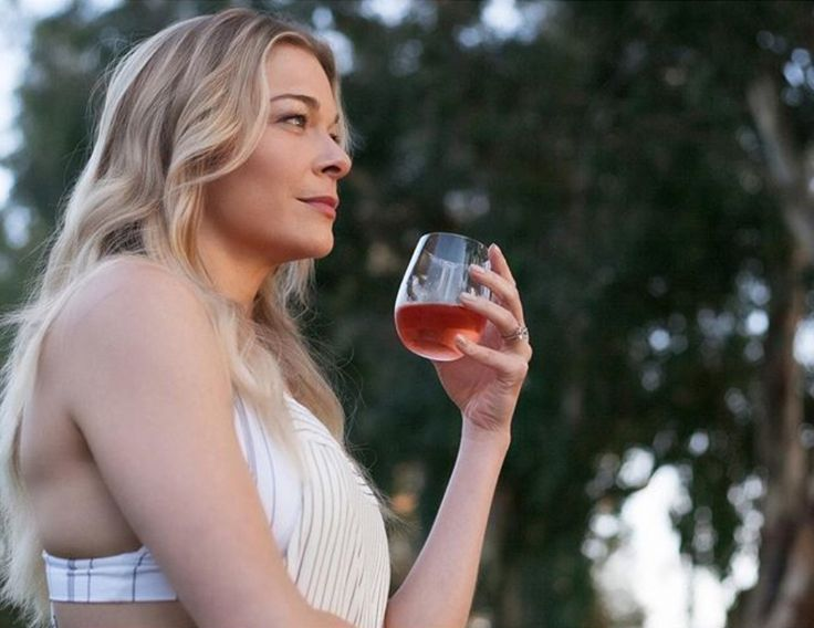 The Surprising Reason LeAnn Rimes Decided To Pose Naked