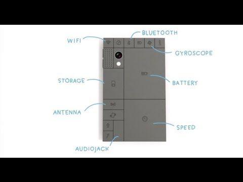 ▶ Phonebloks Mobile Phone Blocks A phone worth keeping Eco friendly mobile handset. Concept Smartphone - YouTube