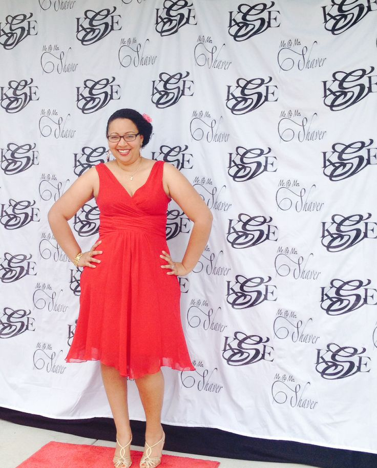 how to create a red carpet backdrop