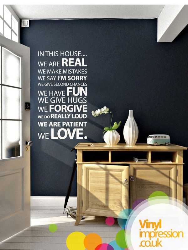 In this house £29.99 by Edward , via Behance
