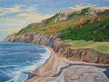 Greg Garand:  Pollett's Cove