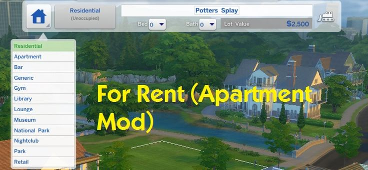 Withered Lilies — sssvitlans:   For Rent (Apartment Mod) by...