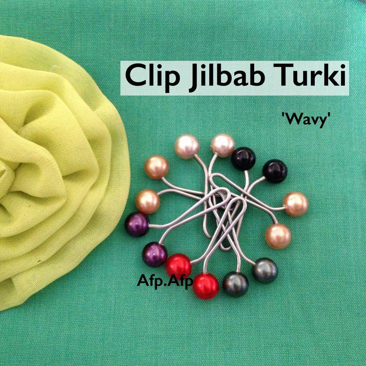 Clip Jilbab Turki Solusi pengganti peniti, Kerudung bebas dari bolong karna jarum 32.000/clip  #clipjilbabturki #hijabclip #turkishhijabclip #clipjilbab #penggantipeniti #cliphijab