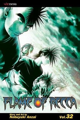 Flame of Recca, Vol. 32  R to L (Japanese Style). At the heart of Heaven or Hell, the reborn Kôran Mori splits into two entities, each meaner and uglier than the other. Worse, Recca gets his first look at the kidnapped Yanagi, now stripped of her memories and in the thrall of Mori's mind control.
