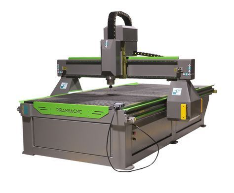 The Best Specified CNC Router Machine In It's Class. Our newly British designed Piranha Pro CNC Router Machine for sign making, woodworking and plylining. #BestWoodworkingRouter