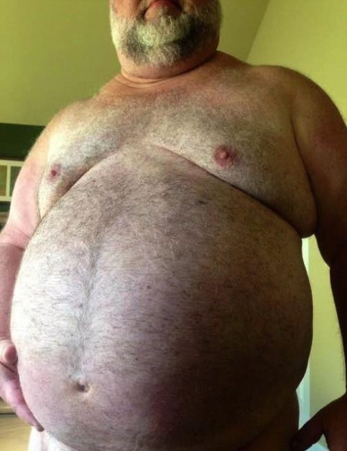 Fat And Hairy Men 28