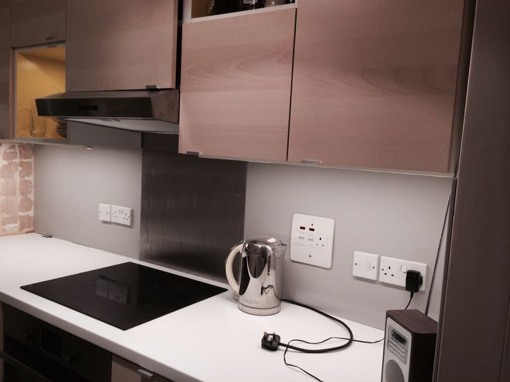 Tiny kitchen refurb, work in progress