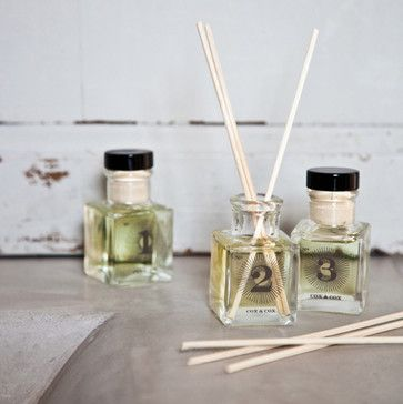 Reed Diffuser contemporary home fragrance