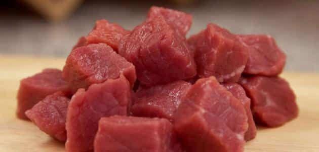 تفسير رؤية اللحم في المنام لابن سيرين Raw Dog Food Recipes Raw Food Diet Raw Food Recipes