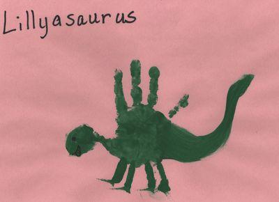 50 handprint - footprint art projects for kids! Animals, dinosaurs, seasons and holidays.