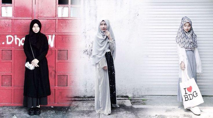 Hijab Syar'i Style itu seperti apa sih? Hijab Syar'i Style sangat dianjurkan dalam agama Islam. Hijab syar'i kini lebih beragam, cantik dan stylish.