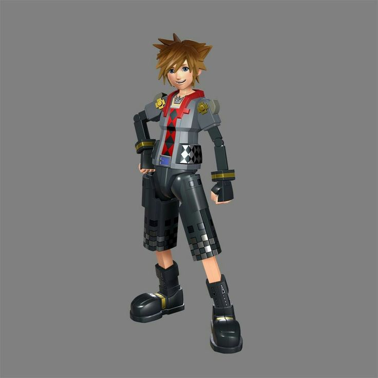 Toy Sora - Toy Story - Kingdom Hearts 3