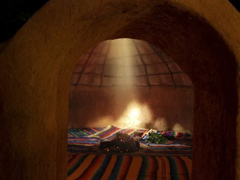 Temazcal...Best thing ever...