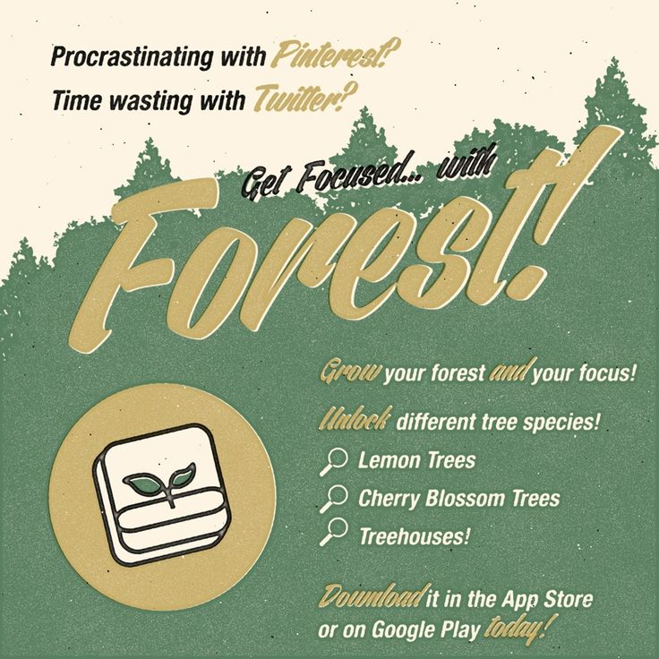 Forest App by Melissa Guthrie