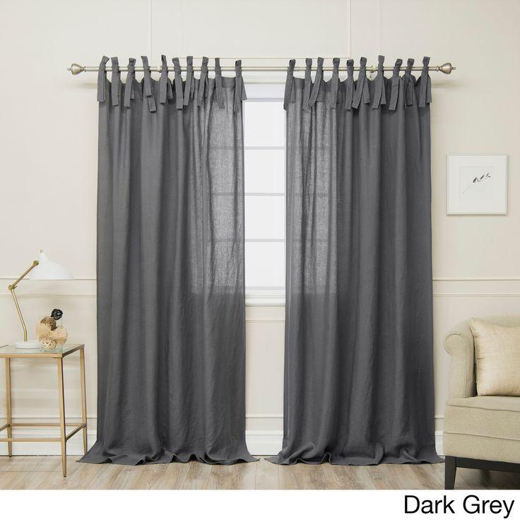 Best 25+ Dark Grey Curtains Ideas On Pinterest
