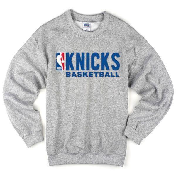 Knicks Basketball Sweatshirt Roupas