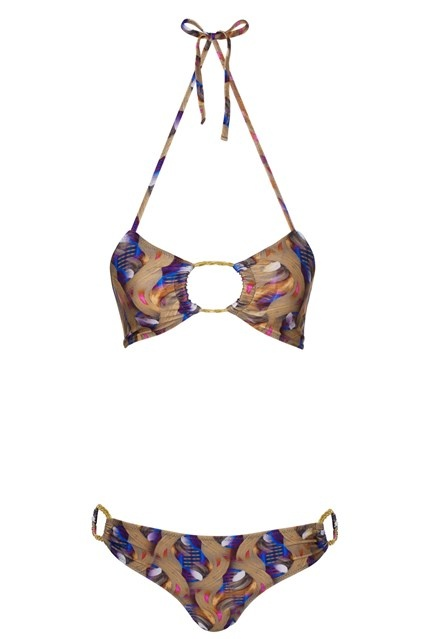 Pistol Panties for Topshop bikini