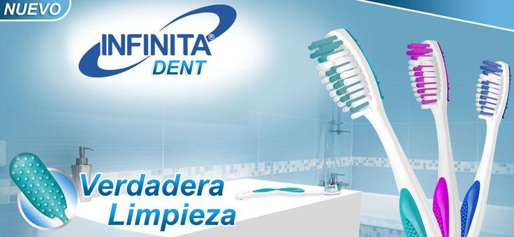 Infinita Dent. Verdadera limpieza #salud #limpieza #infinitaproducto