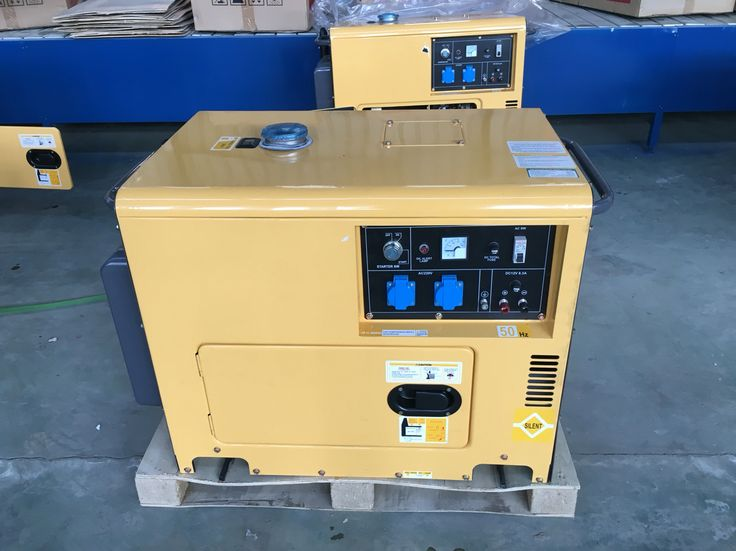 5KW portable diesel generator for sell!