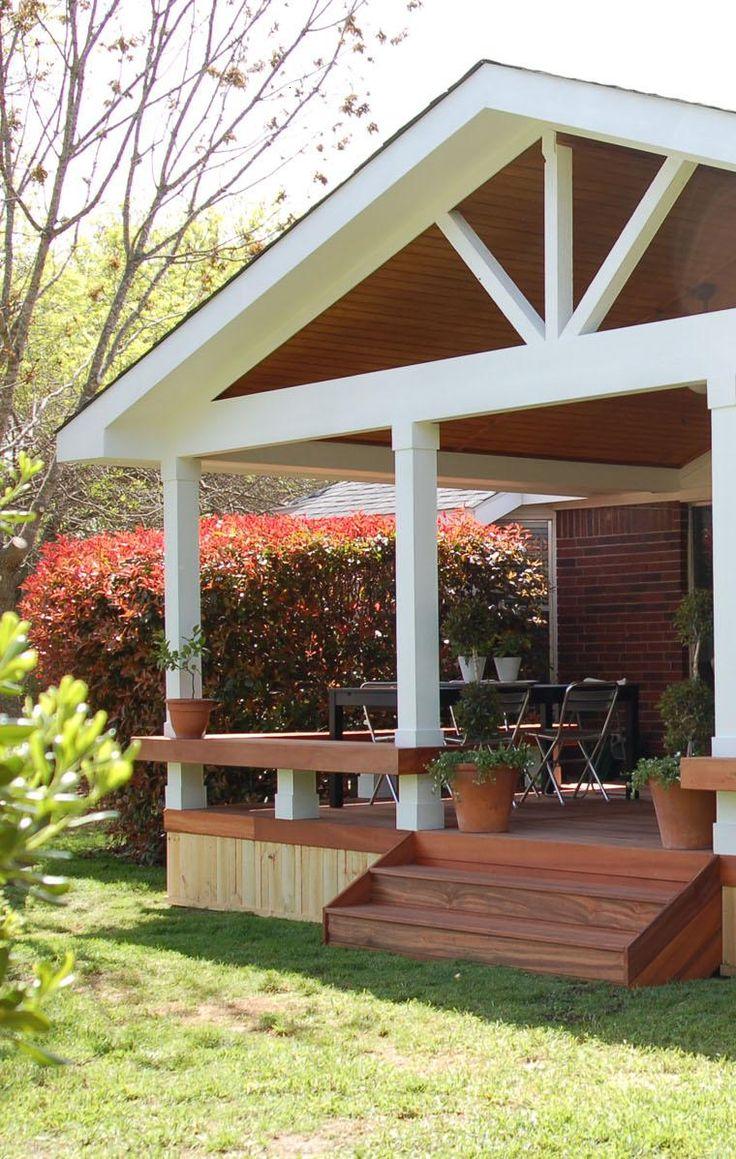 diseño de plataforma de madera